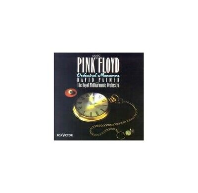 Objects of Fantasy - The Music of Pink Floyd -  CD DMVG The Cheap Fast Free Post