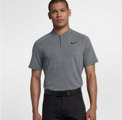 abe6fc48 Nike AeroReact Momentum Men's Slim Fit Golf Polo. Large. Grey Rory McIlroy