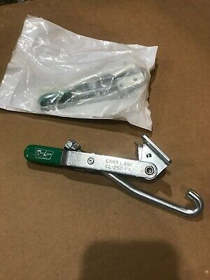 Carr-Lane CL-250-PA Latch Lever Clamp Toggle
