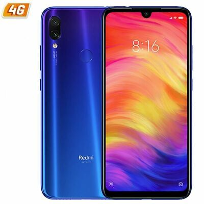 "Smartphone Móvil Xiaomi Redmi Note 7 Blue - 6.3""/16Cm - Oc 1.95Ghz - 3Gb Ram - 3"