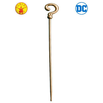 Rubie's Licensed DC The Riddler Cane Dress Up Costume Accessory **FREE DELIVERY*
