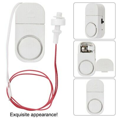 Water Leak Alarm Flood Level Overflow Detectors Sensors Pool for Home Security