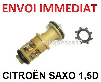 Kit Joint + Clips + Notice Reparation Panne Support Filtre Gasoil Citroën Saxo