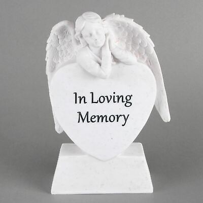 "Thoughts Of You Heart Shaped Angel Wing Photo Frame 4/"" x 6/"" 62372"