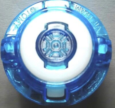 Takara Tomy Beyblade Burst Ultimate Reboot Driver Clear Blue Tip / Driver ONLY