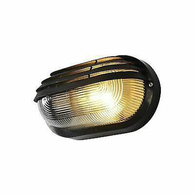 PUCK Oval Eyelid Round Polycarbonate Bulkhead - Forum Lighting Solutions