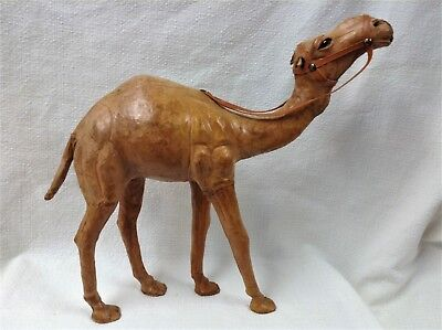 Leather Camel 12 inches