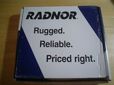 RADNOR 64005642 57Y01R 12.5' Made in USA  TIG WELDING HOSE POWER CABLE 9 17