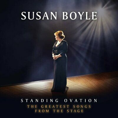 Susan Boyle - Standing Ovation: The Greatest Songs from the Stage CD NEW