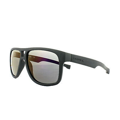 3d8be5512f2b LACOSTE SUNGLASSES L817S 004 Matt Black Dark Grey - EUR 60