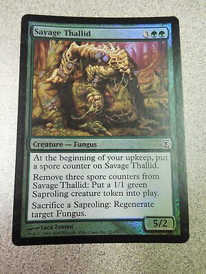 MTG Zombie NM Time Spiral 1x DEATHSPORE THALLID Magic the Gathering