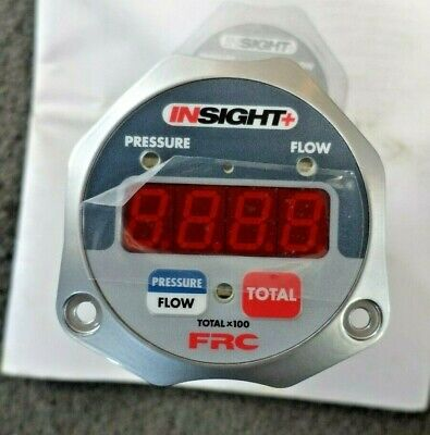 """FRC FPA500-020-SS1 INSIGHT PLUS Digital Pressure and Flow Indicator, 2"""" Pipe"""