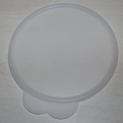 "Tupperware 2541A-12 Clear  Wonderlier Replacement Lid 6-1/4"" C"