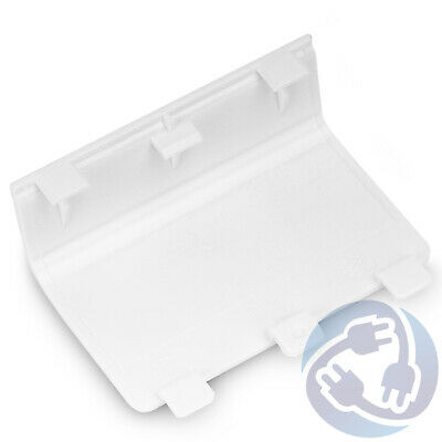 Replacement Battery Cover Door for Xbox One Wireless Controller - White