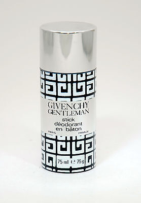 Givenchy gentleman deodorant stick 75 ml old formula