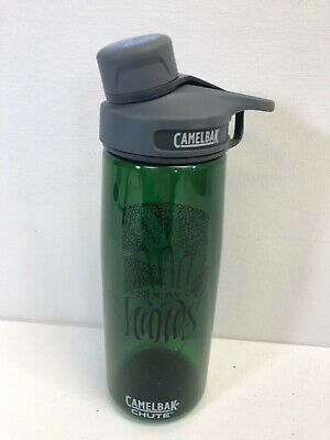 25 oz. N OCONEE 2016 Varsity Tennis CamelBak Chute .75L Clear Water Bottle