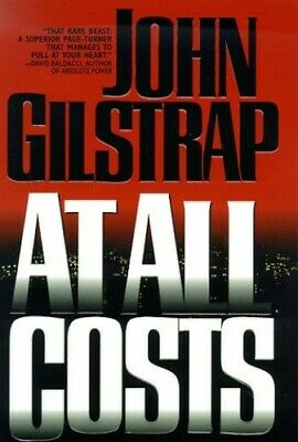 At All Costs by Gilstrap, John Book The Cheap Fast Free Post