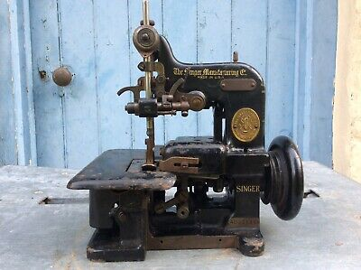 Antique Singer Sewing Machine 85-3, Serial No Ad 011218, 1930, Only 200 Made