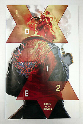 DIE #2 Cover A 1st Printing (2019, Image Comics) - NEW/NM SOLD OUT