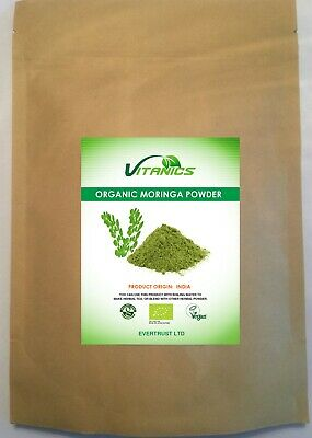 Organic Certified Moringa Leaf Powder