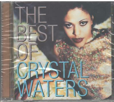 CRYSTAL WATERS The Best of Crystal Waters CD 1998 Brand New Pop / Dance