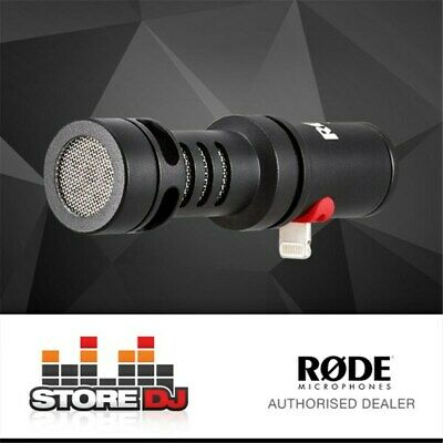 Rode VideoMic Me-L Directional Microphone for Smart Phones w/ Lightning Connecto