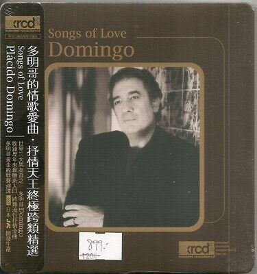 Songs Of Love Domingo Xrcd Japan Ss