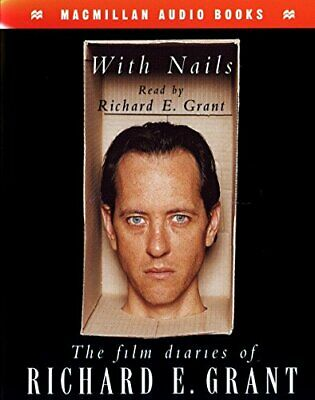 With Nails: The Film Diaries of Richard E... by Grant, Richard E. Audio cassette