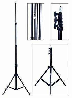 Phot-R 2m Professional Adjustable Nano Soft Box Photo Studio Light Stand Tripod
