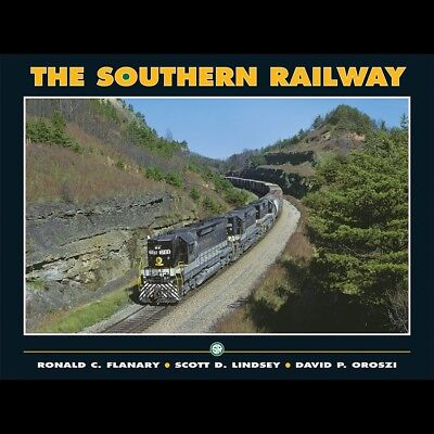 The Southern Railway Sou Oroszi Flanary Lindsey White River In Stock Ships Now!