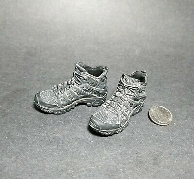 1//6 Scale Dragon Tactical Boots for Military SWAT Police LOT of 3 Pairs