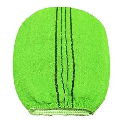 Towels & Washcloths Reliable Korean Italy Exfoliating Body-scrub Glove Towel Green Red Yellow Pink Blue