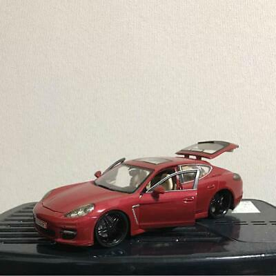 8d916d570ed2 PORSCHE PANAMERA TURBO G2 GII Diecast Model Car 1 18 Scale Limited ...