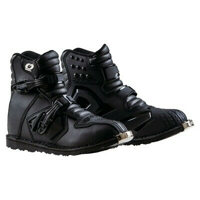 O'Neal Rider Shorty Mens Boots Black