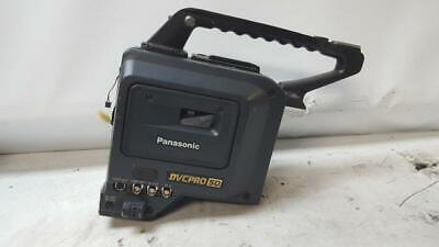 Panasonic AJ-D90P DVCPro Digital Video Cassette Recorder 50 Camera Adapter As Is