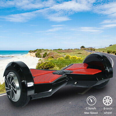 """8"""" Bluetooth Hoverboard Smart Gyropode Electrique Scooter Self Balancing Scooter"""