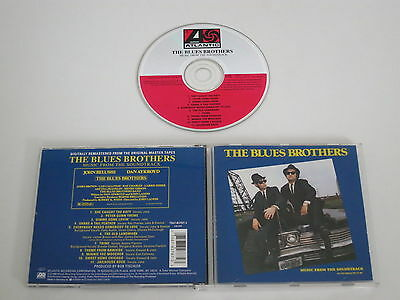 The Blues Brothers/Soundtrack / Blues Brothers (Atlantic 7567-82787-2) CD Album