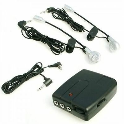 Kit Interfono Per Casco Moto Scooter Audio Mp3 Radio Audio Passeggero Microfono