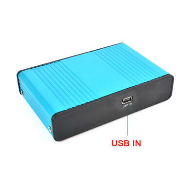 Optical External 6 Channel 5.1 Audio Adapter Sound Card USB S/PDIF for PC