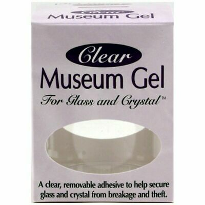 Ready America 33111 Museum Gel, Clear