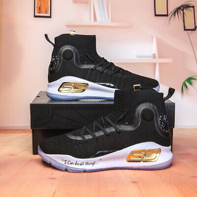 848158caa410 Hot Fashion Men s Under Armour Curry 4 TRAINING Basketball Shoes High top