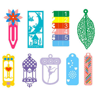 Bookmark Series Metal Cutting Dies Stencil for DIY Scrapbook Album Card DecMAEK