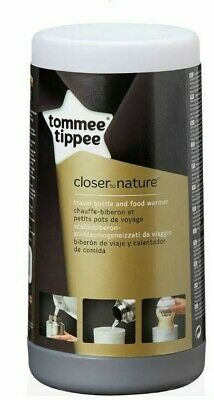 TOMMEE TIPPEE Travel Bottle Warmer from the Closer To Nature Range Baby Flask