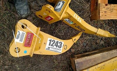 HEAVY DUTY Cat 302 FROST TOOTH Ripper  35mm pins