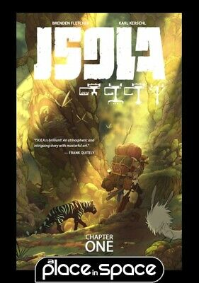 Isola Vol 01 - Softcover