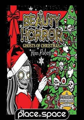 Beauty Of Horror Ghosts Of Christmas - Softcover