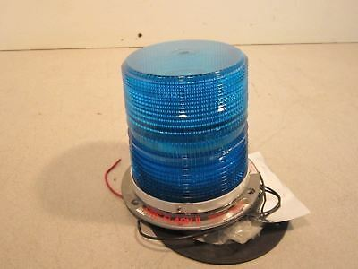 Fire Flash II, Electric Lighting Fixture, Model# 9200, Blue Light