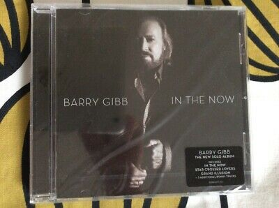 Barry Gibb In The Now Deluxe Edition New Cd Album Bee Gees 3 X Bonus Tracks