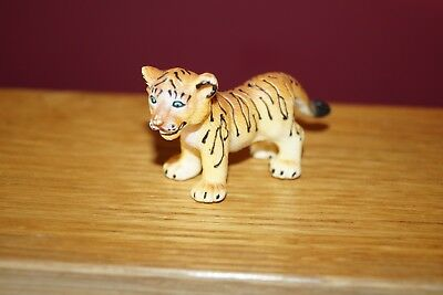 Retired Schleich Tiger Cub Standing Released 2001