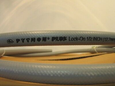 "Python Plus Nonmetallic Hose 99"" Long"